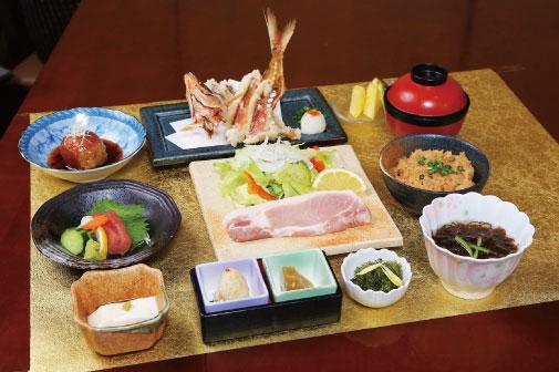 コース料理「宮古」の写真