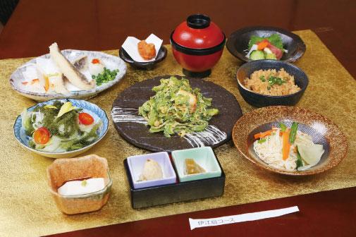 コース料理「伊江島」の写真
