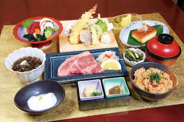 コース料理「石垣」の写真